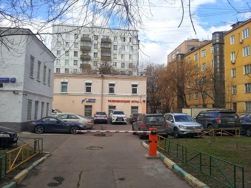 Магазин на Павелецкой