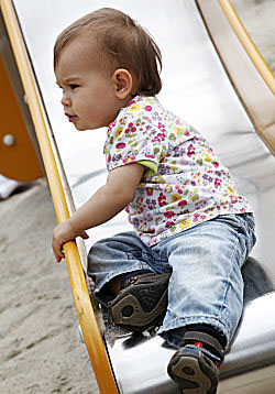 Развитие ребенка на втором году жизни
