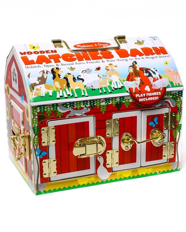 дом с животными игрушка для ребенка