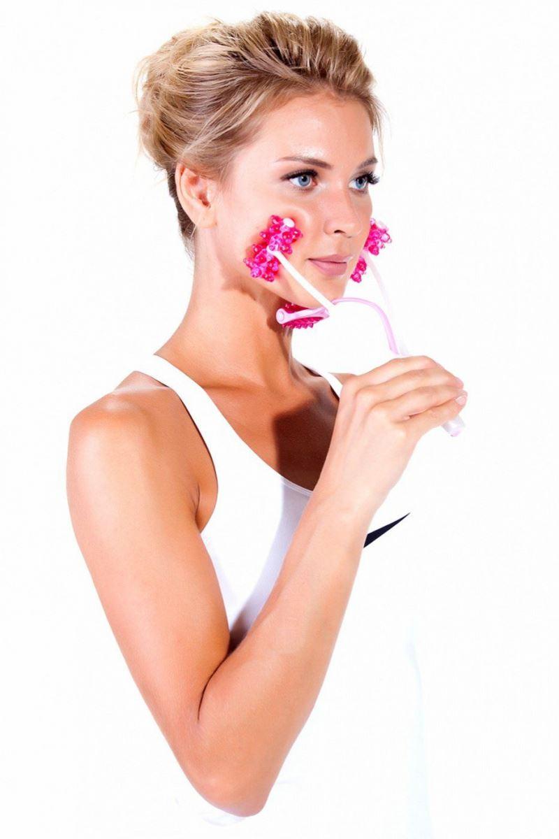 Массажер иголки для лица красивые нижнее белье с кружевами женское